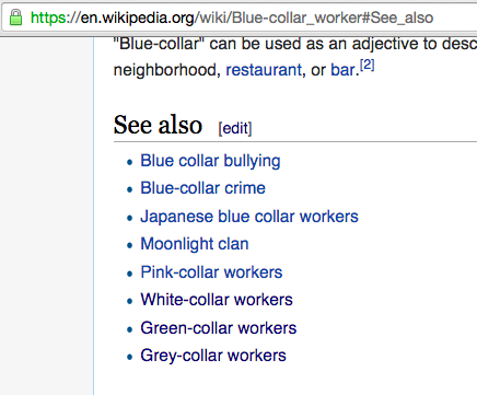 My first Wikipedia edit