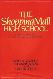 shopping mall high school